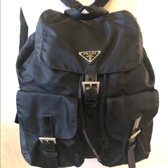 60a5e47a888b Prada Vela Large Backpack. M 5c1d786adf0307cd740aec0c
